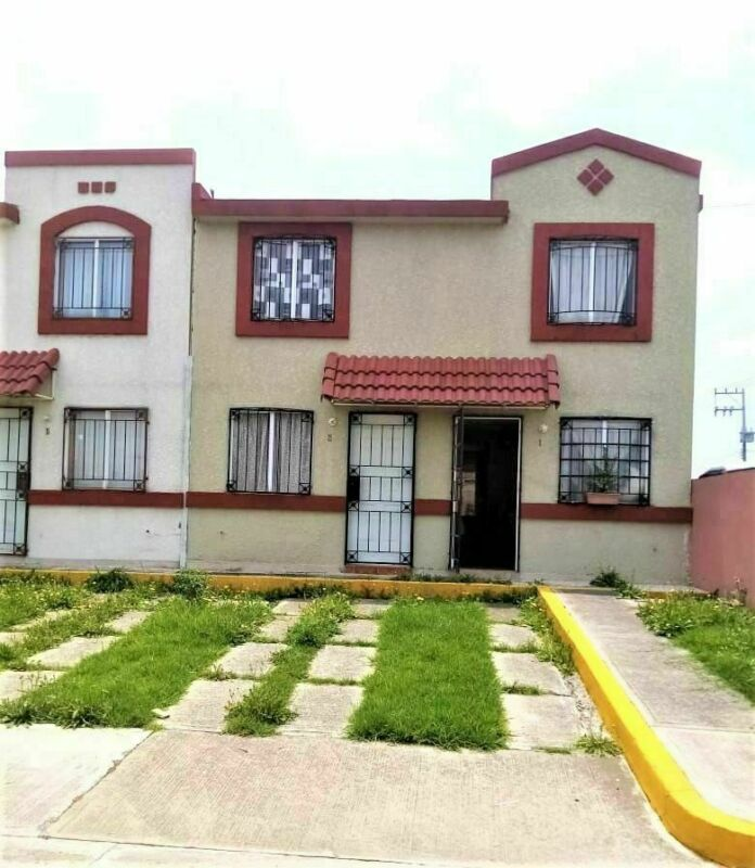 Casa en venta en Valle de San Pedro en Ojo de Agua, Tecamac Urbi