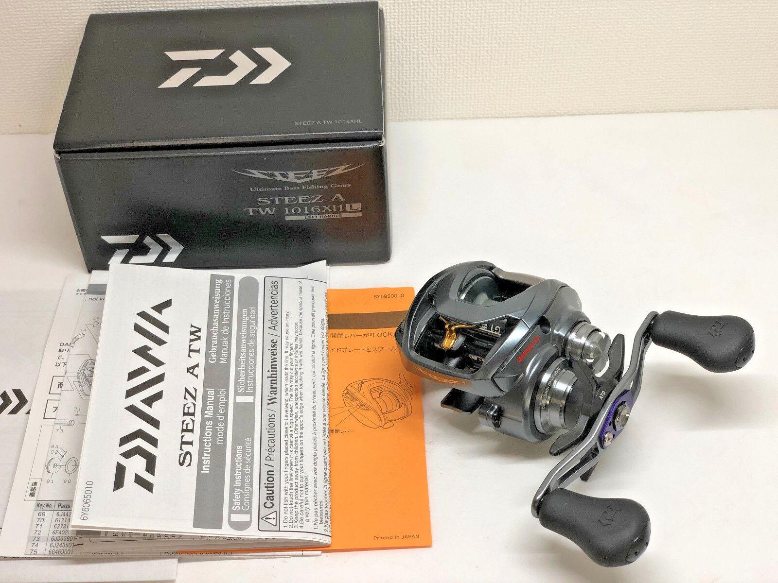 DAIWA 18 STEEZ A TW 1016XHL  - Free Shipping from Japan