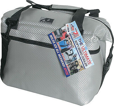 AO Coolers 48-Pack Carbone série Cooler Silver aocr 48SL