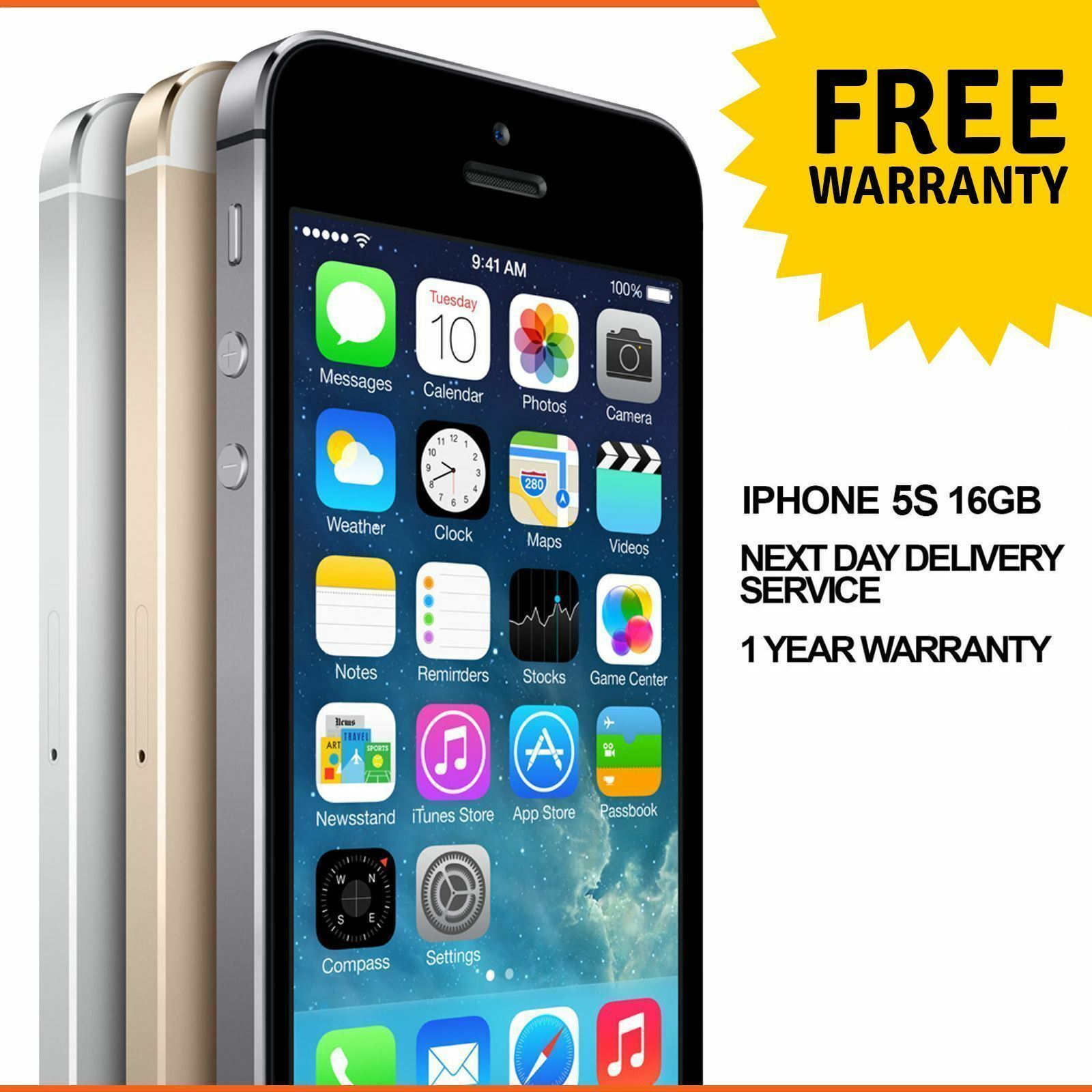 iphone 5s 16gb used apple iphone 5s 16gb factory unlocked sim free smartphone 14723