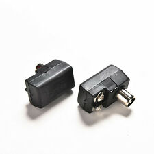 Antenna Matching Transformer Balun 75 300ohm IEC TV PAL Male Adapter Connectors