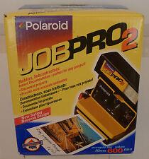 Polaroid 600 Job Pro 2 JOBPRO 2 Instant Film Camera +Manual NEW Box SEALED