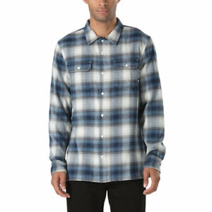Vans-Off-The-Wall-Men-039-s-Tremont-L-S-Woven-Shirt-Retail-55