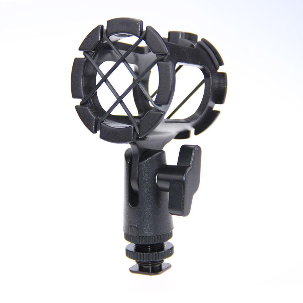 Universal Microphone Shock Mount Holder Desktop Mic Stand