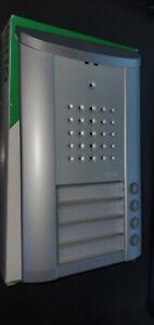 Ritto 18403//20 Türstation Entravox 3 Taster Twinbus Edelstahl Silber 1 8401 gZ