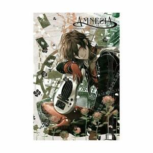 AMNESIA-Art-Works-Illustration-Book-Japanese-Edition-JE