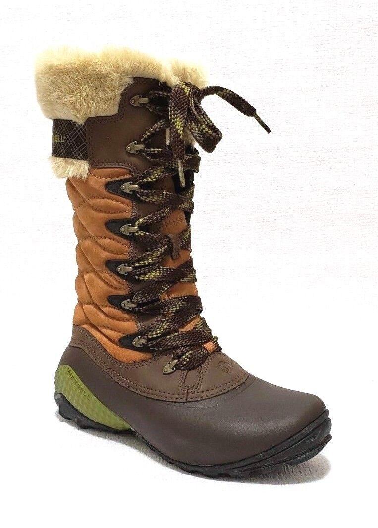 Merrell Winterbelle Pico Resistente al Agua J68106 200 gramos Opti-cálidas botas