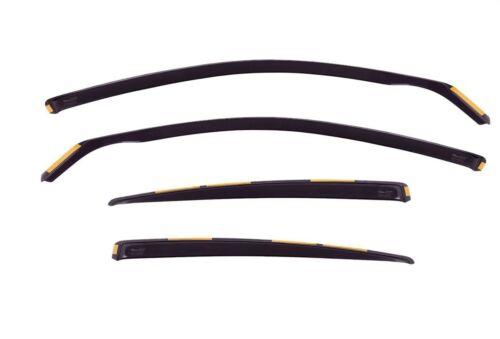 DCI12219 Citroen Xsara Picasso 5 Puertas 99-08 Heko Deflectores de Viento Oscuro
