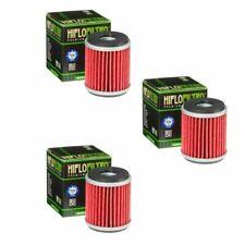 3 Pack Oil Filter YAMAHA RAPTOR YFM350R 348 350 2004 2005 2006 2007 2008-2013
