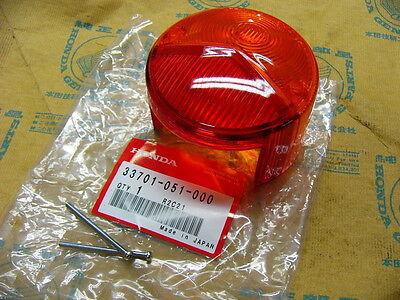 Honda CB 750 Four K0-K6 F F1 Rücklichtglas Rund Rücklicht Stanley Taillight Lens
