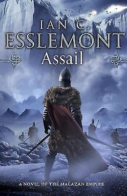 Assail (Malazan Empire Novels)-ExLibrary