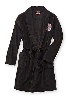 TRANSFORMERS Super-Soft Fleece Belted Bath Robe NWT Boys Sizes 4/5 or 6/7  $32