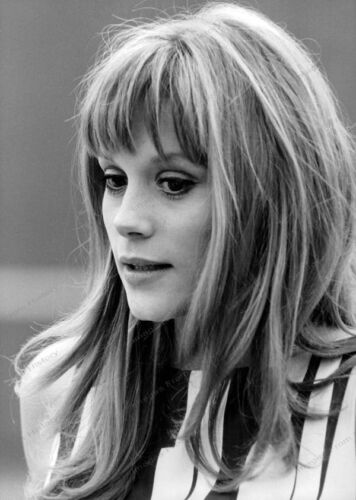 8x10 Print Francoise Dorleac French Actress 1963 #FD