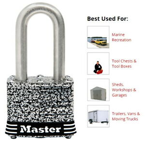Master-Lock-1-9-16in-40mm-Wide-Laminated-Stainless-Steel-Pin-Tumbler-Padlock