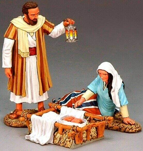 KING & COUNTRY LIFE OF JESUS LOJ001 HOLY FAMILY MIB
