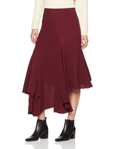 Red C//MEO COLLECTIVE Women/'s Autonomy Skirt ,10 Mahogony Manufacturer Size: M