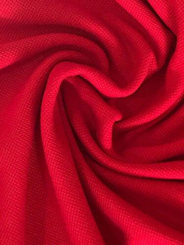 weiß Polostoff Piqué rot schwarz dunkelblau