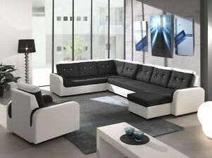 ecksofa bond4 mit bettfunktion schlaffunktion. Black Bedroom Furniture Sets. Home Design Ideas