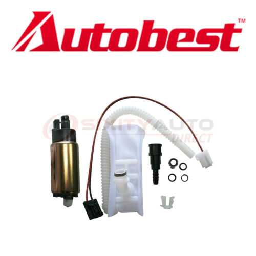 Autobest In Tank Fuel Pump /& Strainer for 1999-2003 Nissan Frontier 3.3L V6 au