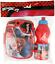 Lady Bug Miraculous–Set Bouteille Gourde Sport et Appareil à croque-Monsi