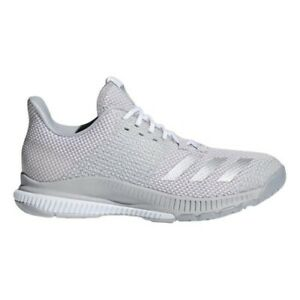 Women Adidas Crazylight Bounce 2 Volleyball Shoes Size 13 Grey ...