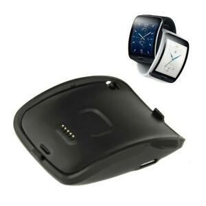 USB-Ladestation-Ladegeraet-Wiege-Fuer-Samsung-Galaxy-Gear-S-Smart-Sehen-SM-R750