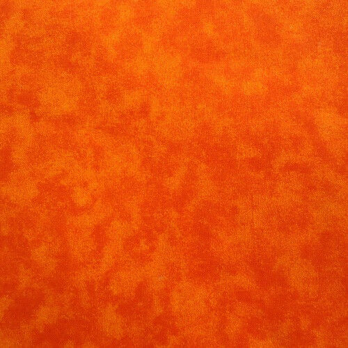FIVE INCH Quilt Charms SQUARES 2 DOZEN BLENDER 0902 Plain Orange Tonal MOTTLED