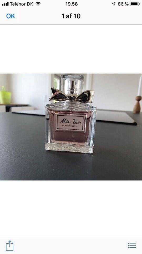 Eau de Toilette, Parfume, Miss Dior