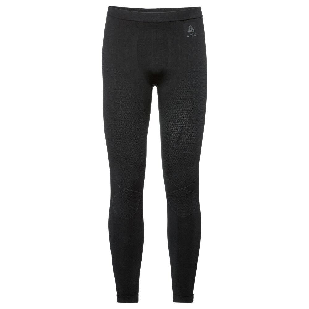 ODLO Evolution Warm Pants Men 184152 lange Herren Sportunterhose