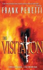 FRANK  PERETTI THE VISITATION 4 AUDIO CASSETTES 360 MIN AUDIO BOOK
