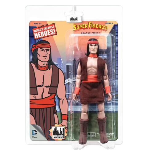 Super Friends style rétro Action Figures Series 1: Apache Chief par FTC