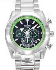 CROTON CC311311SSGR Chronograph Date Watch