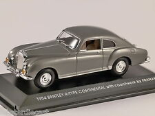 1954 BENTLEY TYPE R in Grey 1/43 scale model by Road Signature