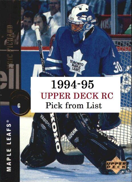1994-95 Upper Deck RC | #203-470 | Hockey | LOT x1 | U Pick
