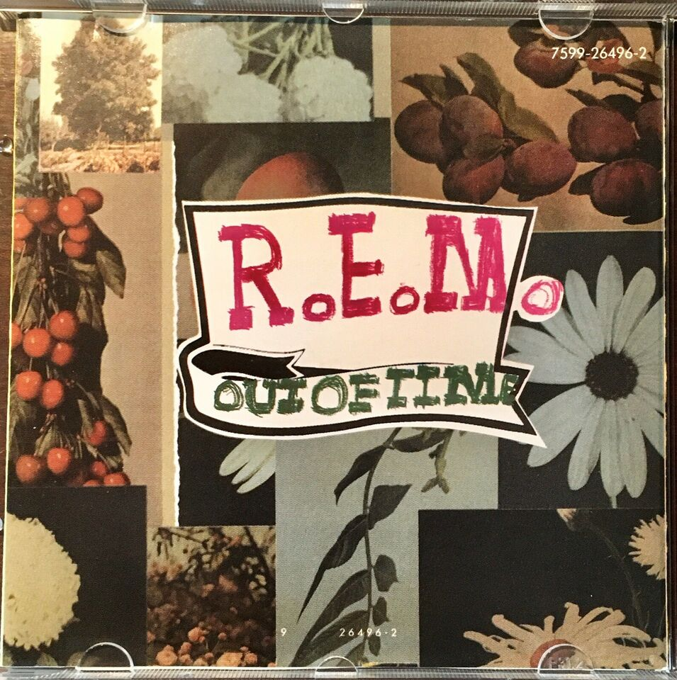 R.E.M.: Out Of Time, rock