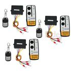 3 Set 50ft Wireless Winchs Remote Control Switch for Truck Jeep ATV Warn Ramsey