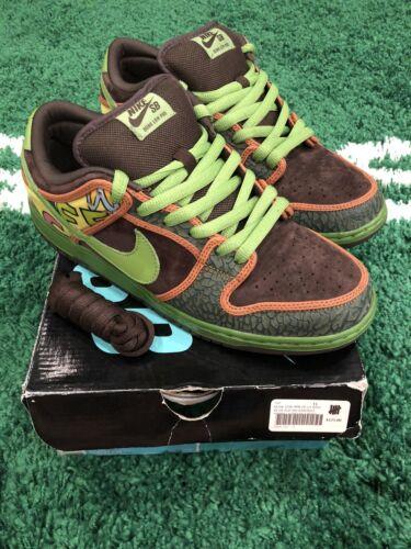 Nike SB dunk low pro DE LA SOUL us size 11 789841-