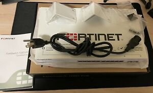 Fortinet FortiSwitch 108D PoE FS-108D-POE 8 Port Gigabit Managed Network Switch