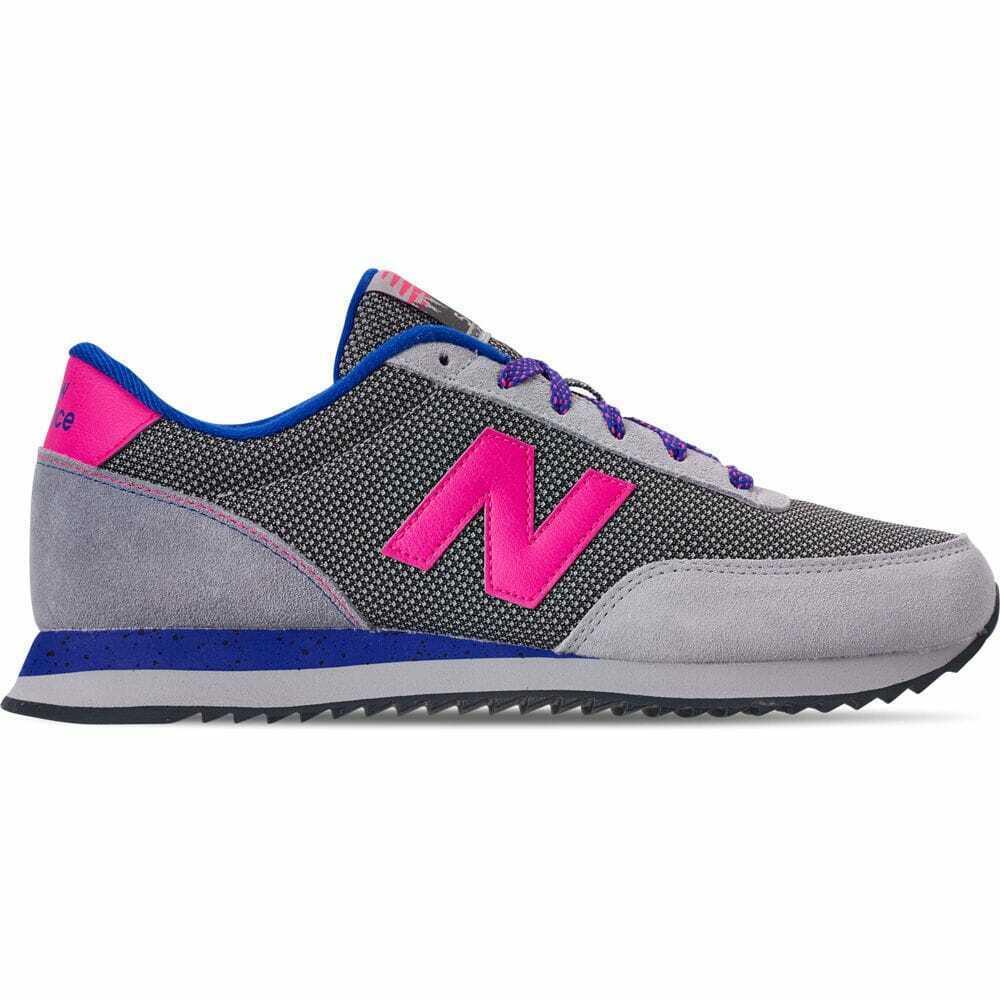 Men's New Balance 501 Casual Running shoes Grey Pink MZ501RBC 097