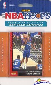 Los-Angeles-Clippers-2019-20-Panini-Hoops-NBA-EXCLUSIVE-Team-Set-Kawhi-Leonard