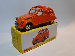 Citroen-2cv-orange-ref-011500-au-1-43-de-dinky-toys-atlas