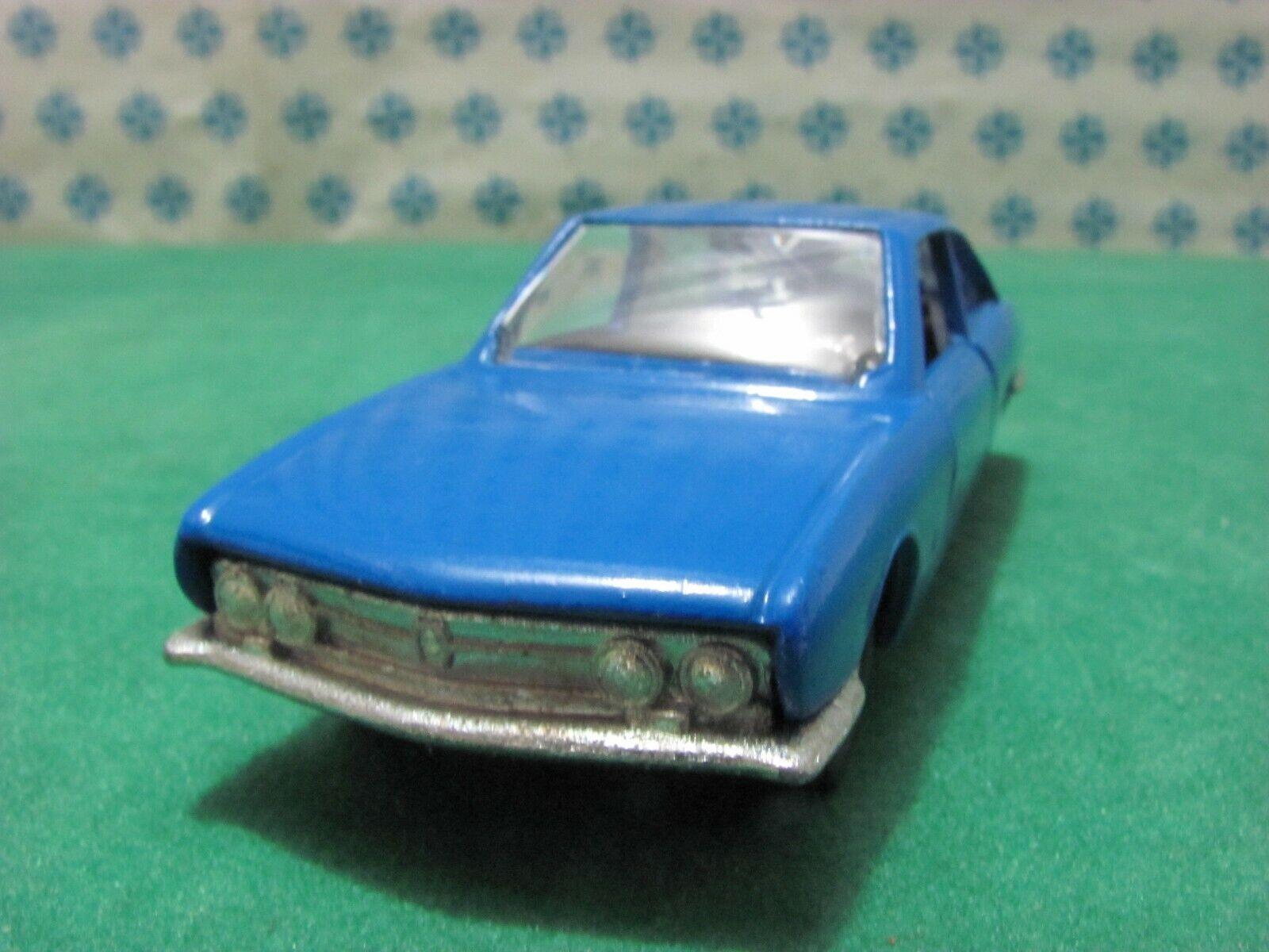 Vintage - Isuzu 117 Ghia Sport - 1 43 Politoys N°544 - Mint