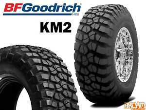 31 10 50 R15 Bf Goodrich Bfg Km2 M T Mud Terrain 4wd Tyre Usa