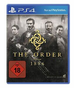 PS4 - The Order: 1886 - Standard-Edition - (NEU & OVP)