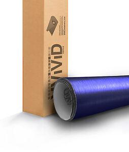 Aluminum Silver 3d dry carbon fiber car wrap vinyl film 20ft x 5ft VViViD XPO