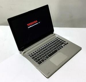 TOSHIBA SATELLITE E45T-B4300 I5-4210U 1.70GHZ / 8GB RAM /750GB HDD /NO OS #62935