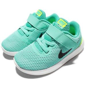 sports shoes 985f9 ca11c Details about Nike Free RN Infant Toddler Kids Running Shoes 834042-300 sz  4c-7c turquoise