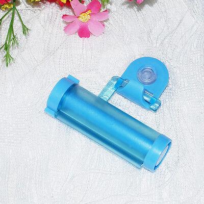 Plastic Rolling Tube Squeezer Toothpaste Easy Dispenser Bathroom Holder Worth It