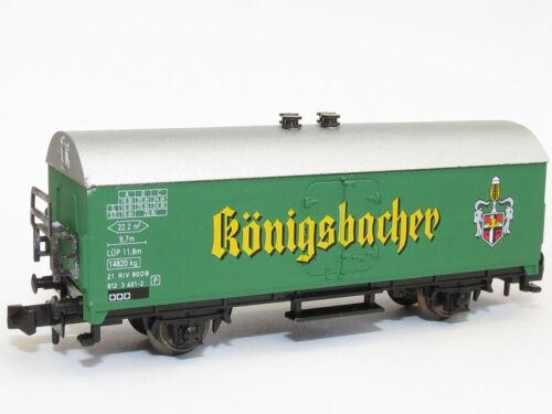 Sowa-N 1508K Spur N NEU Güterwagen Kühlwagen Bierwagen DB Königsbacher