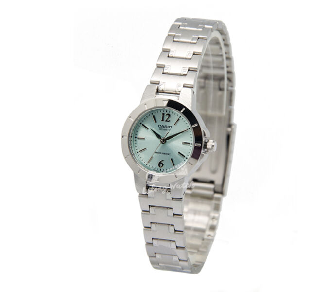 -Casio LTP1177A-3A Ladies' Metal Watch Brand New & 100% Authentic